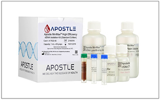 Apostle MiniMax™ High Efficiency cfDNA Isolation Kit